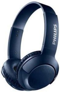 Słuchawki bezprzewodowe nauszne Philips SHB3075BL