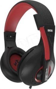 Słuchawki dla graczy Słuchawki iBox X4 Gaming