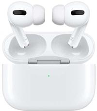 Słuchawki dokanałowe Apple AirPods pro białe