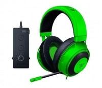 Słuchawki nauszne Razer Kraken Green