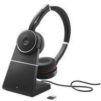 Słuchawki nauszne bluetooth Jabra Evolve 75 MS Stereo