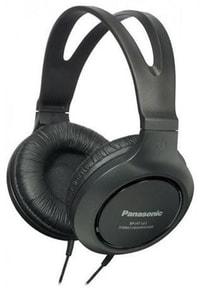 Słuchawki przewodowe Panasonic RP-HT161E-K