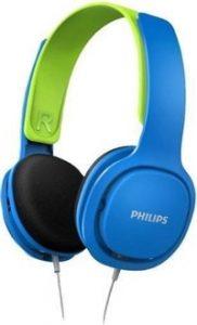 Słuchawki przewodowe Philips SHK2000BL